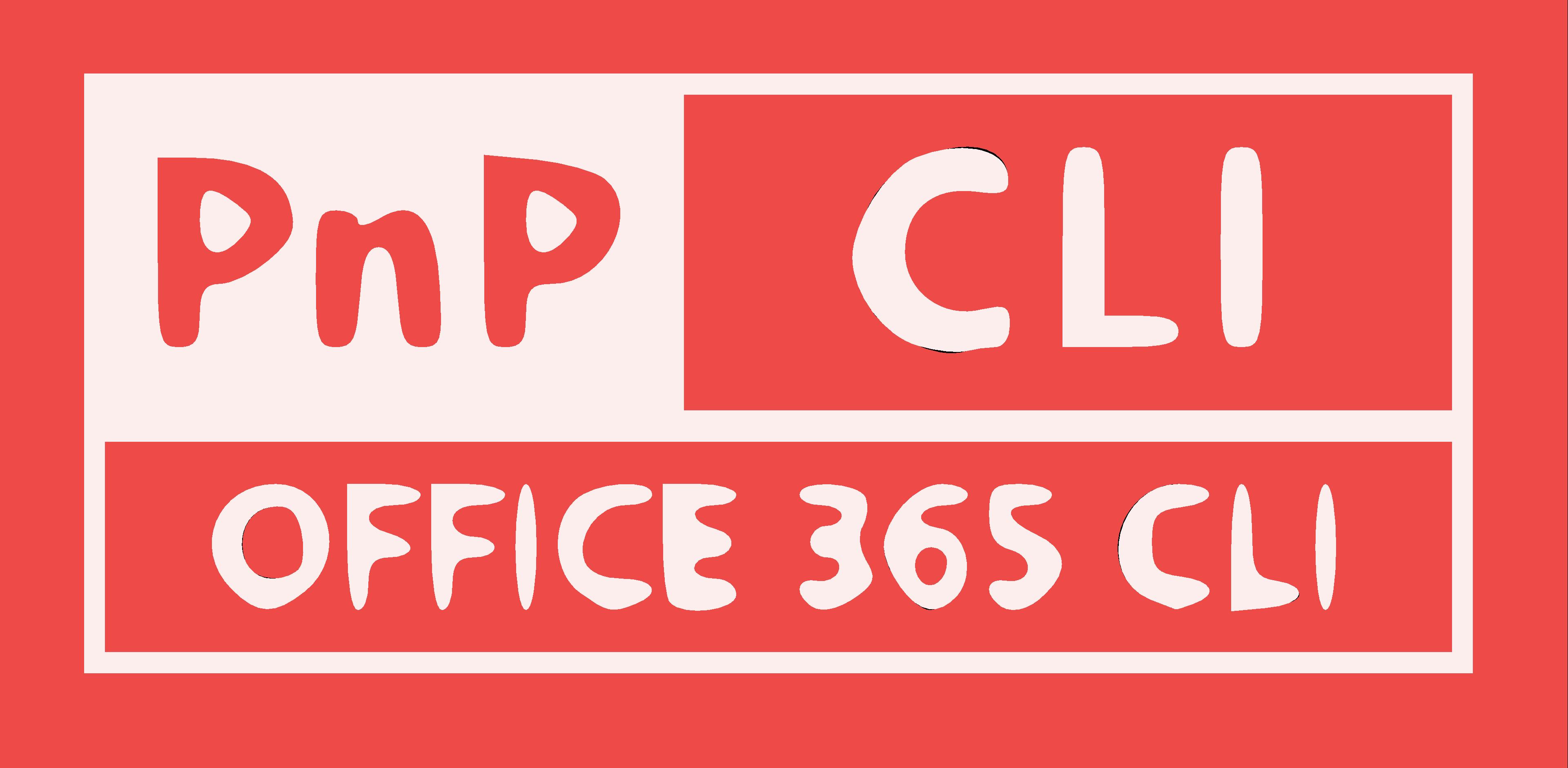 Office 365 CLI – Cross-platform Office 365 managment